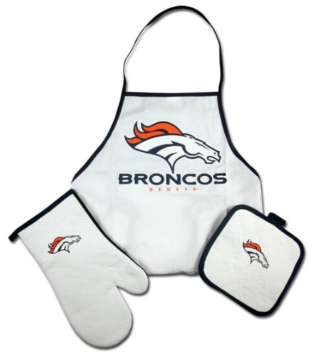 Nfl Denver Broncos  BBQ Set