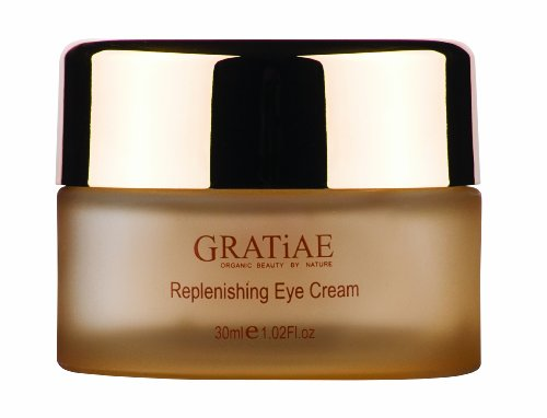 Gratiae Organics Replenishing Eye Cream, 1.02