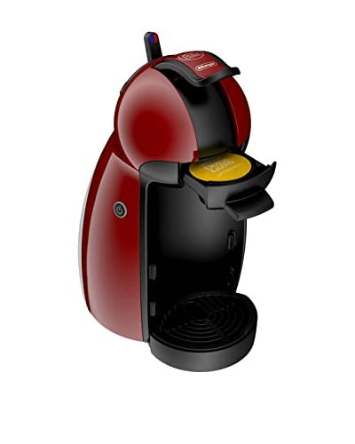 NESCAFE Dolce Gusto Cafetera Piccolo EDG200R + 3 paquetes de café