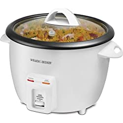 Black & Decker(R) RC436 16-Cup Multi-Use Rice Cooker Black & Decker RC436 16-Cup Multi-Use Rice Coo