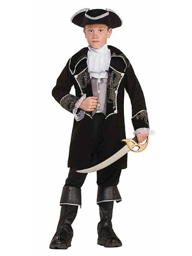 Forum Novelties Boys Swashbuckler Kids Pirate Costume