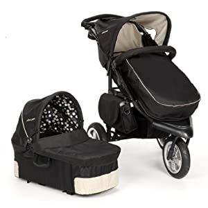 The First Years All Terrain Stroller 9 Piece Set by The First Years