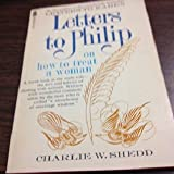 img - for Letters to Philip: on how to treat a woman book / textbook / text book