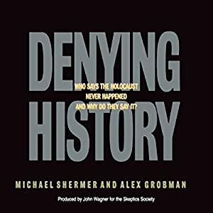 Denying History Hörbuch