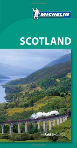 Michelin Green Guide Scotland (Green Guide/Michelin)