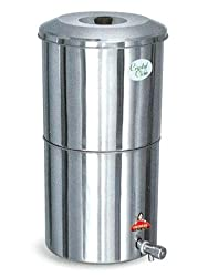 IndoSurgicals Water Filter (Water Purifier), Capacity 7 + 7 Ltrs.