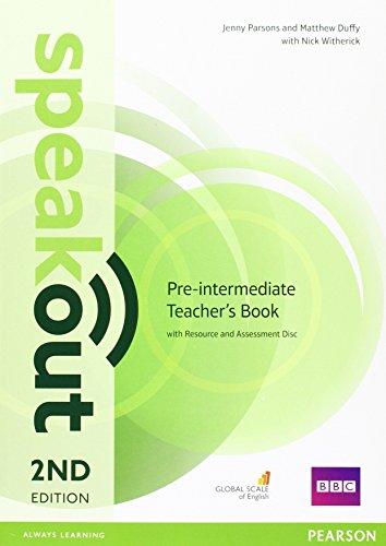 Speakout. Pre-intermediate. Teacher's book. Con espansione online. Con CD. Per le Scuole superiori