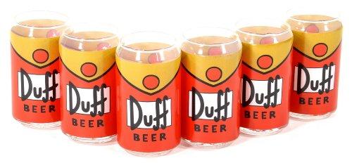 pack-de-6-verres-duff-beer-les-simpson