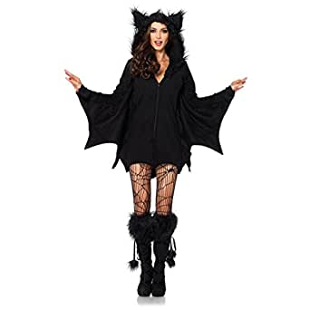 Ibeauti Womens Halloween Vampire Evil Batwomen Cosplay Costume Uniform