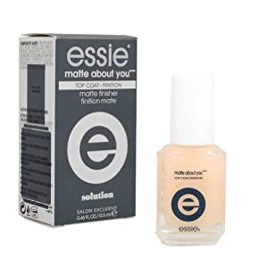 Essie Matte About You Matte Finisher .5 Oz