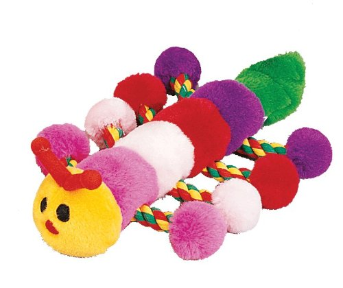cleo-the-caterpillar-dog-toy