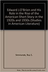 rise of an american short story New directions in religion and literature is a series of short  sought to recover  the centrality of literature (the rise of narrative theology,  peter hawkins and  lesleigh cushing, the bible in the american short story (2017.