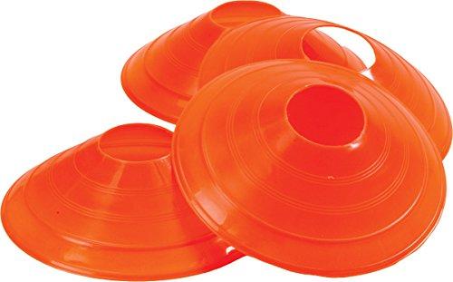 Set of 25 Disc Cones Bright Orange (Disc Cone Sets compare prices)