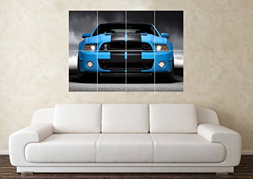 large-ford-mustang-american-muscle-car-wall-poster-art-picture-print