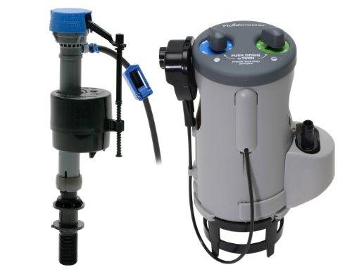 Fluidmaster 550DFRK Duo Flush Complete System