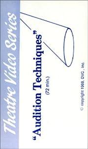 Audition Techniques [VHS]