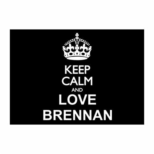 teeburon-keep-calm-and-love-brennan-le-pack-de-4-autocollants