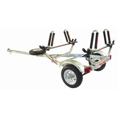 Malone Auto Racks MicroSport Trailer Kayak Transport