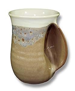 Handwarmer Mug - Desert Sand - Right Handed