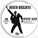 Stayin Alive/Night Fever [12 inch Analog]
