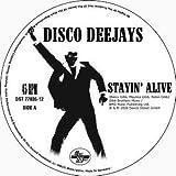 Stayin Alive/Night Fever [12 inch Analog]