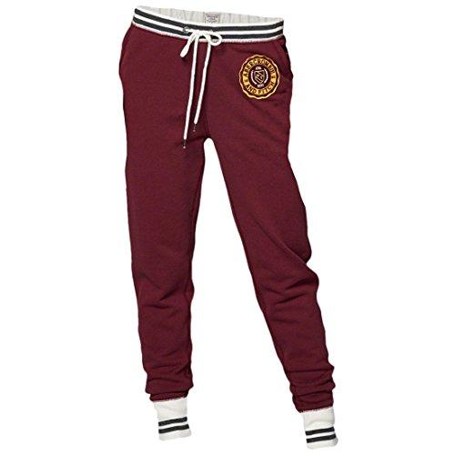 abercrombie-fitch-pantaloni-tapered-uomo-burgundy-small