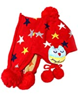 Urparcel Baby Boys Hats Winter Warm Cap Hat Beanie Pilot Aviator Crochet Earflap