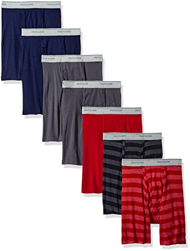fruit-of-the-loom-mens-7-pack-boxer-brief-assorted-solids-medium