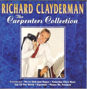 Richard Clayderman - Collection Carpenters - Zortam Music