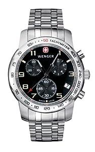 Wenger Men's 7080 Alpine Swiss Rallye Swiss Watch