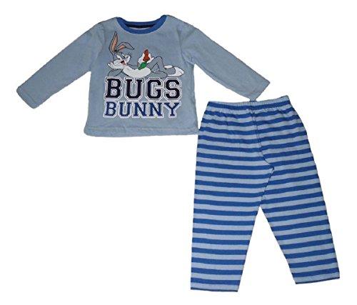 looney-tunes-bugs-bunny-pijama-dos-piezas-para-nino-azul-azul