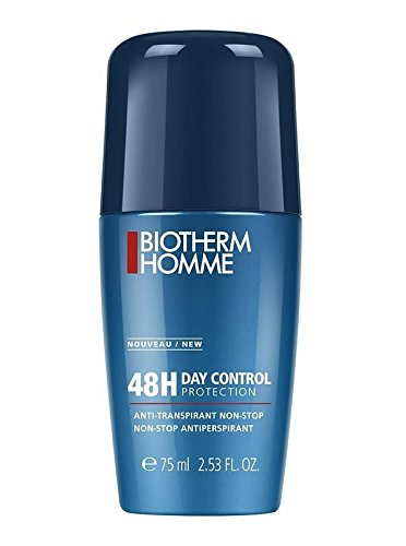 Biotherm Homme Day Control Deodorante Roll-On, Donna, 75 ml
