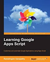 Learning Google Apps Script Front Cover