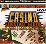 High Quality Pc Treasures Casino Survival John Patrick Dvd Movies Special Interest Craps Roulette Blackjack
