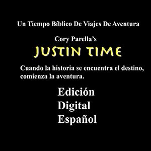 Justin Time Episodio 1: Vídeo Gloria de grabación Audiobook
