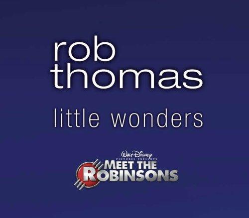 Rob Thomas - Little Wonders - Zortam Music