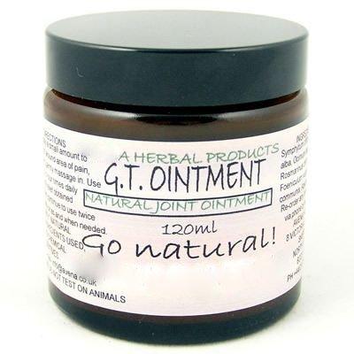 naturel Goutte pommade 120ml, naturel pommade pour goutte soulagement douleurs