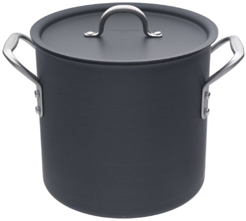 calphalon d812 commercial hard anodized 12 quart stockpot. Black Bedroom Furniture Sets. Home Design Ideas