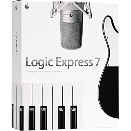 Apple Logic Express 7.2 [OLDER VERSION]