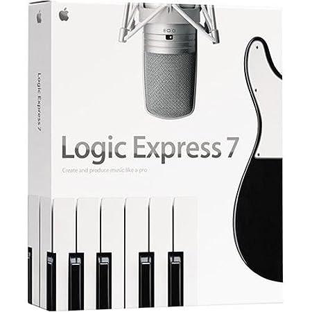 Apple Logic Express 7.2 [OLDER VERSION]
