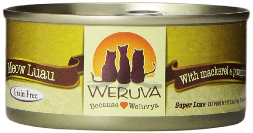 Weruva Meow Luau - With Mackerel And Pumpkin