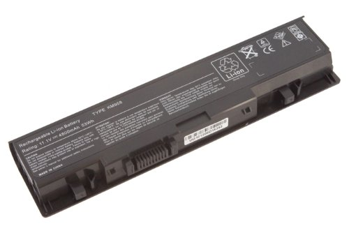 11.10V,4400mAh,Li-ion,Replacement Laptop Battery for Dell Studio 1535, Studio 1536, Studio 1537, Studio 1555, Studio 1557,Compatible yield number of Dell:312-0701, KM958, WU946