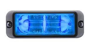 Whelen Engineering LIN3 Series Super-LED Lighthead - Blue