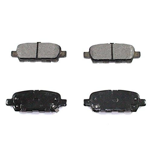 DuraGo BP905 C Rear Ceramic Brake Pad (Nissan Murano Rear Brake Pads compare prices)