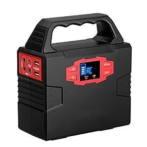 Rockpals ポータブル電源 家庭用蓄電池 3WAYシステム UPS機能 40800mAh