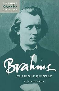 Brahms Clarinet Quintet Cambridge Music Handbooks from Cambridge University Press