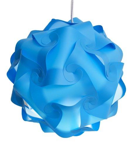 IQ-Puzzle-Lampe-moderne-Lampe-Montage