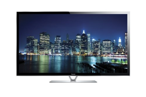 Panasonic TC-P65ZT60 65-Inch 1080p 600Hz 3D Smart