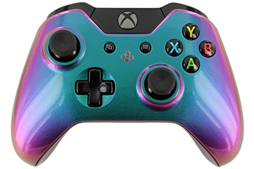 """""""Enigma"""" Xbox One Custom Designed/Proffessionaly Painted Controller By Gimika"""