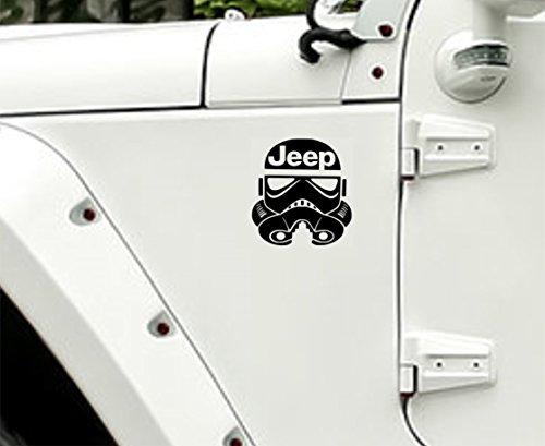 Jeep-Stormtrooper-Vinyl-Decal-Sticker-Black-5x7-Free-Shipping-Jeep-Wave-Eat-Sleep-Jeep-Jeep-Hand-Sj-Xj-Zj-Wj-Wk-Wk2-Zj-Wj-Wk-Wk2